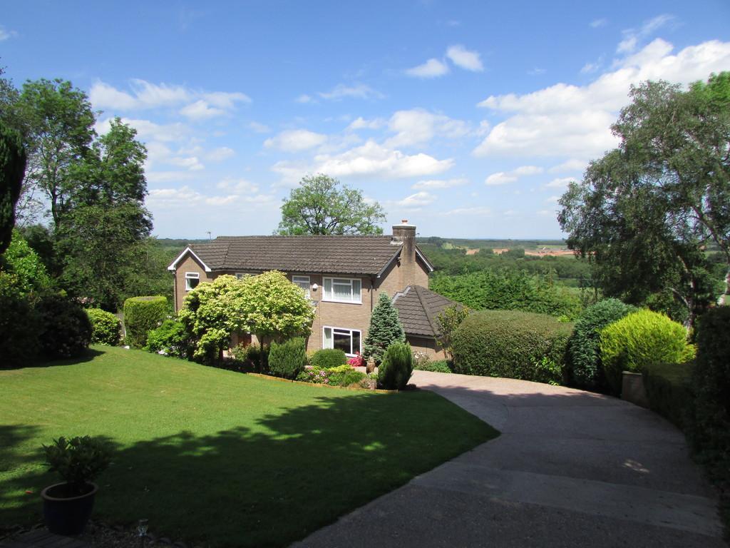 4 Bedrooms Detached House for sale in Eddisbury Hill, Delamere