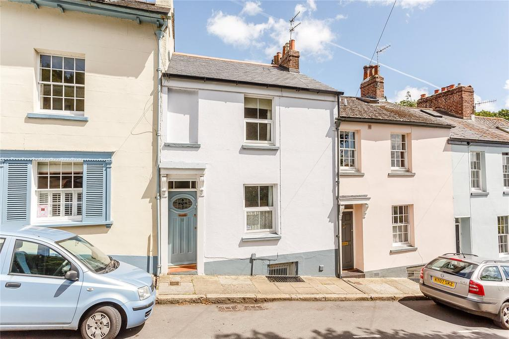 4 Bedrooms Terraced House for sale in Colleton Hill, Exeter, Devon