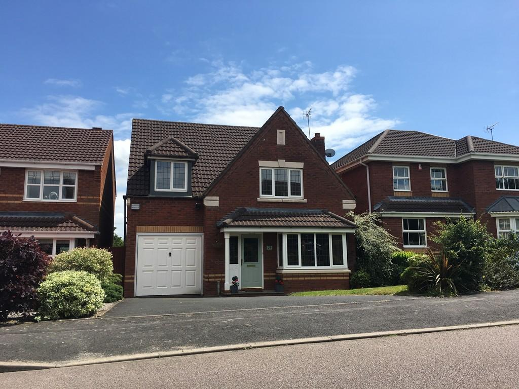 4 Bedrooms Detached House for sale in Riddings Hill, Balsall Common
