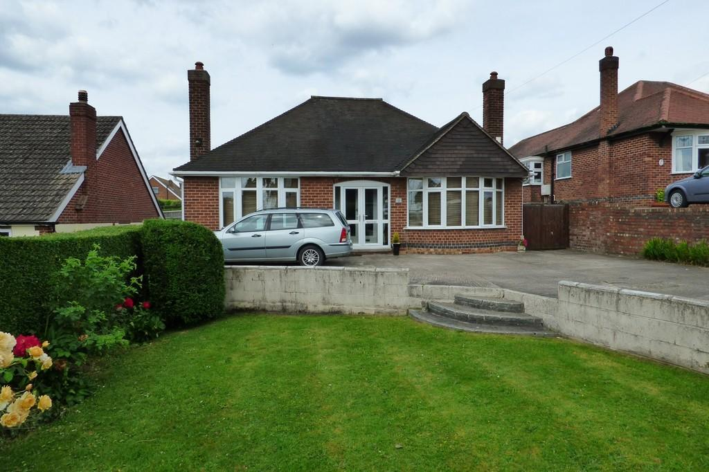 2 Bedrooms Detached Bungalow for sale in Union Road, Swadlincote