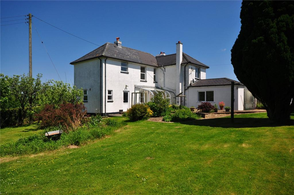 4 Bedrooms House for sale in Bottreaux Mill, South Molton, Devon, EX36