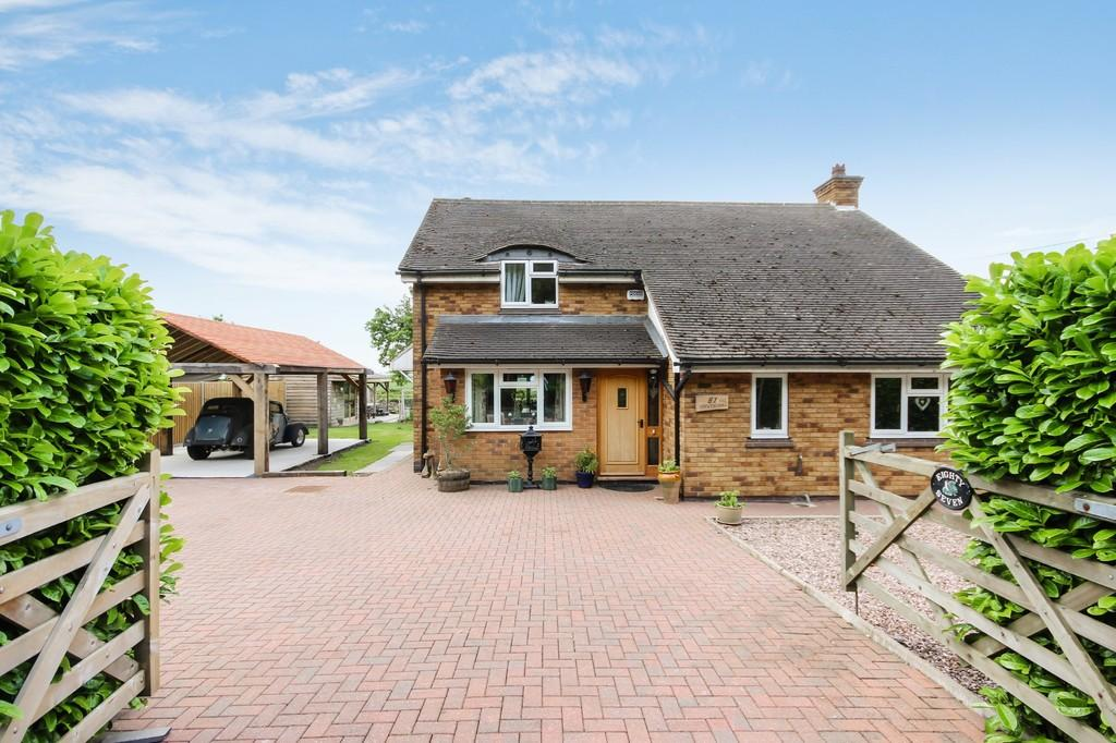 4 Bedrooms Detached House for sale in School Street, Oakthorpe