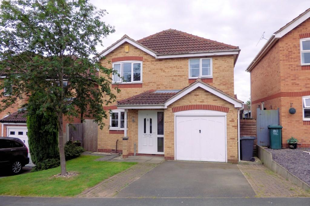 3 Bedrooms Detached House for sale in Sorrel Drive, Woodville