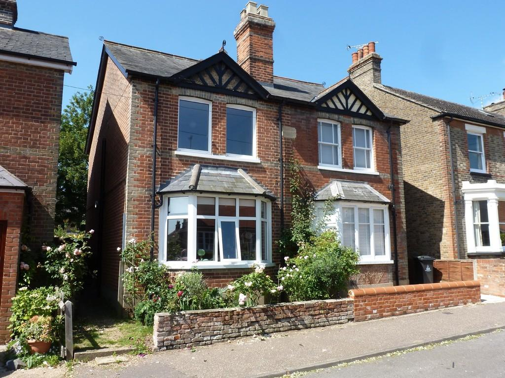 2 Bedrooms Semi Detached House for sale in Victoria Road, Maldon