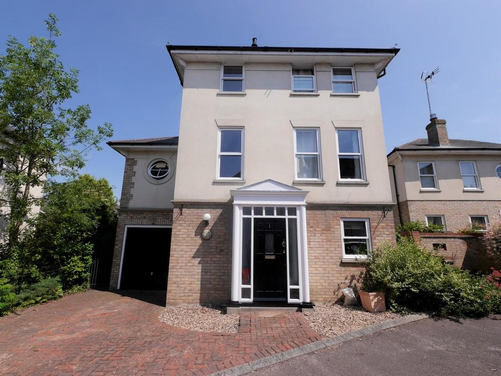 4 Bedrooms Town House for sale in South Street, Manningtree