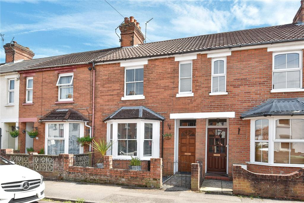 3 Bedrooms Terraced House for sale in George Street, Basingstoke, RG21