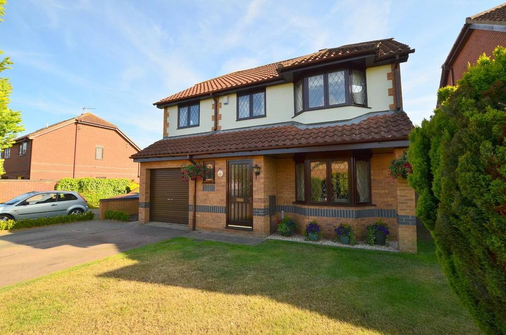 4 Bedrooms Detached House for sale in Arkle Court, Kesgrave