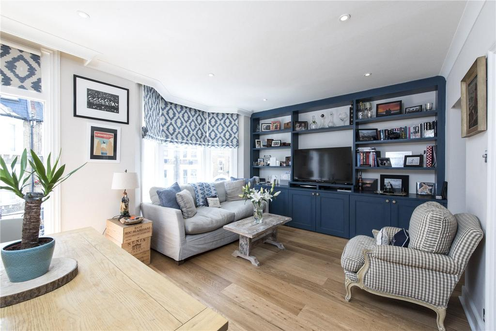 1 Bedroom Flat for sale in Mirabel Road, London, SW6