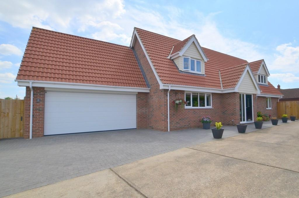 5 Bedrooms Chalet House for sale in Emerald Close, Kesgrave