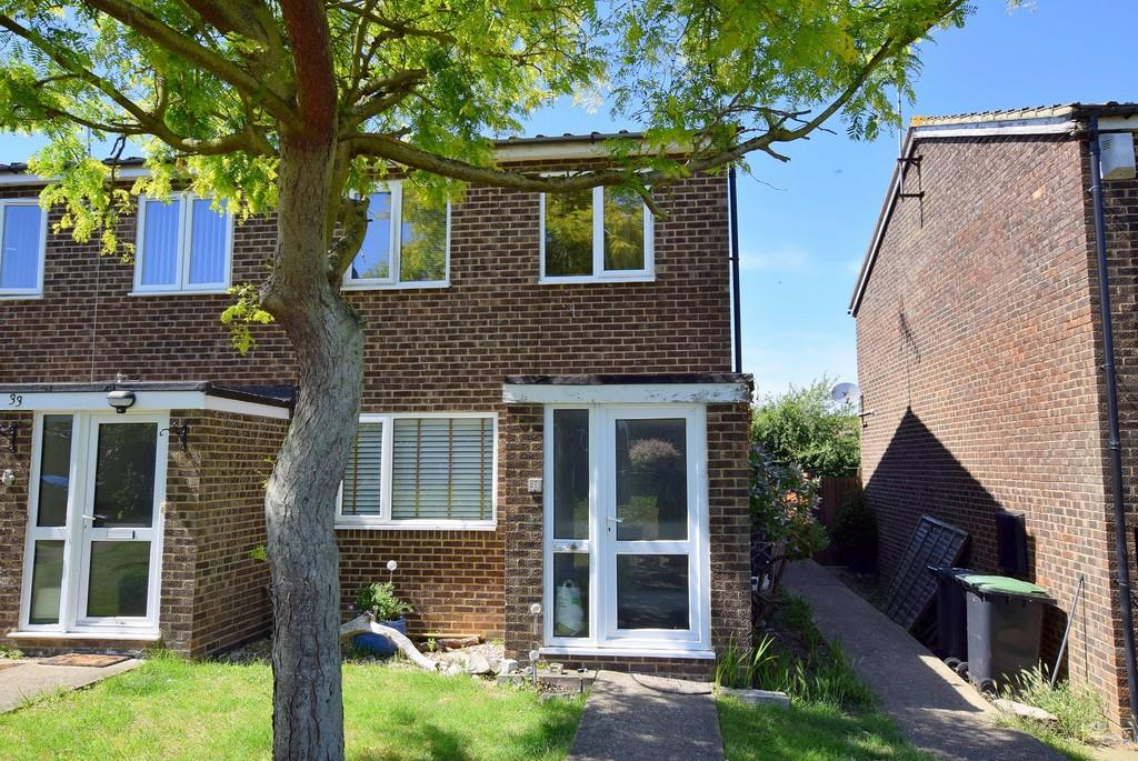 2 Bedrooms End Of Terrace House for sale in Norton Avenue, Herne