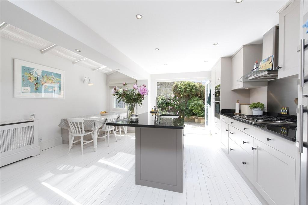 5 Bedrooms Terraced House for sale in Rosaville Road, London, SW6