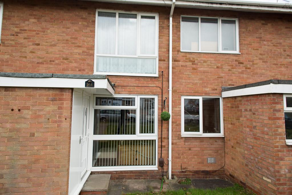 2 Bedrooms Ground Maisonette Flat for sale in Rowood Drive, Solihull, West Midlands