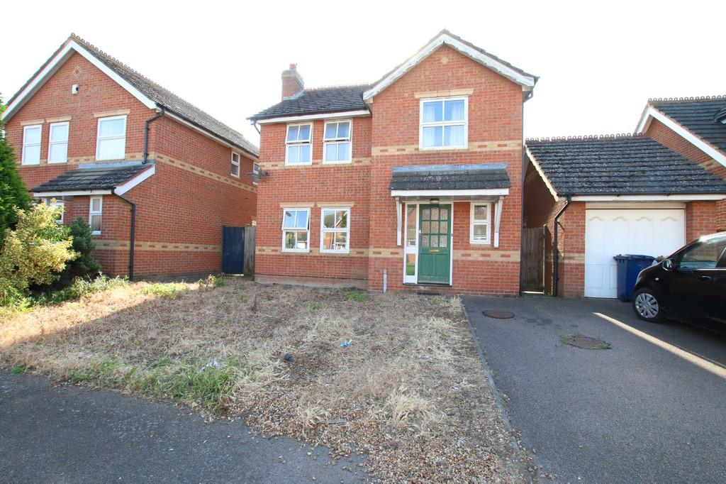 4 Bedrooms Detached House for sale in Marritt Close, Chatteris