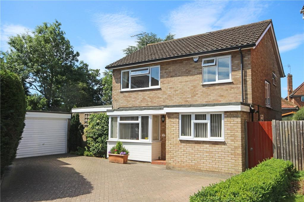 3 Bedrooms Detached House for sale in Holts Meadow, Redbourn, St. Albans, Hertfordshire