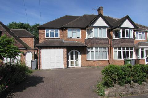 5 bedroom semi-detached house for sale - Greswolde Road, Solihull