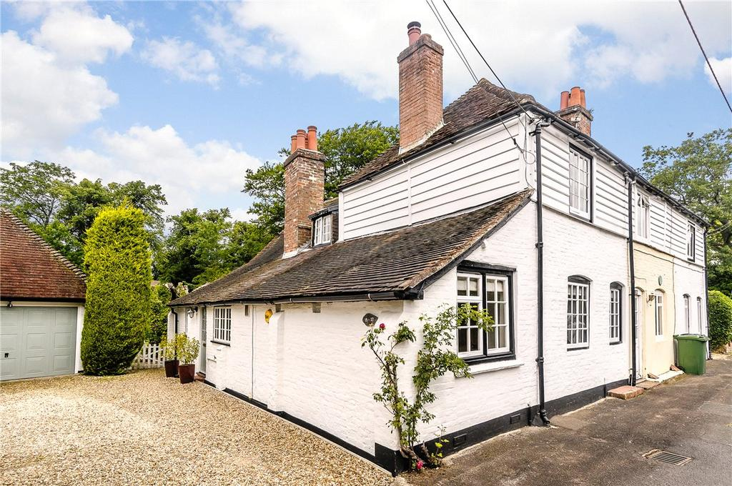 3 Bedrooms House for sale in North Street, Kingsclere, Newbury, Hampshire, RG20