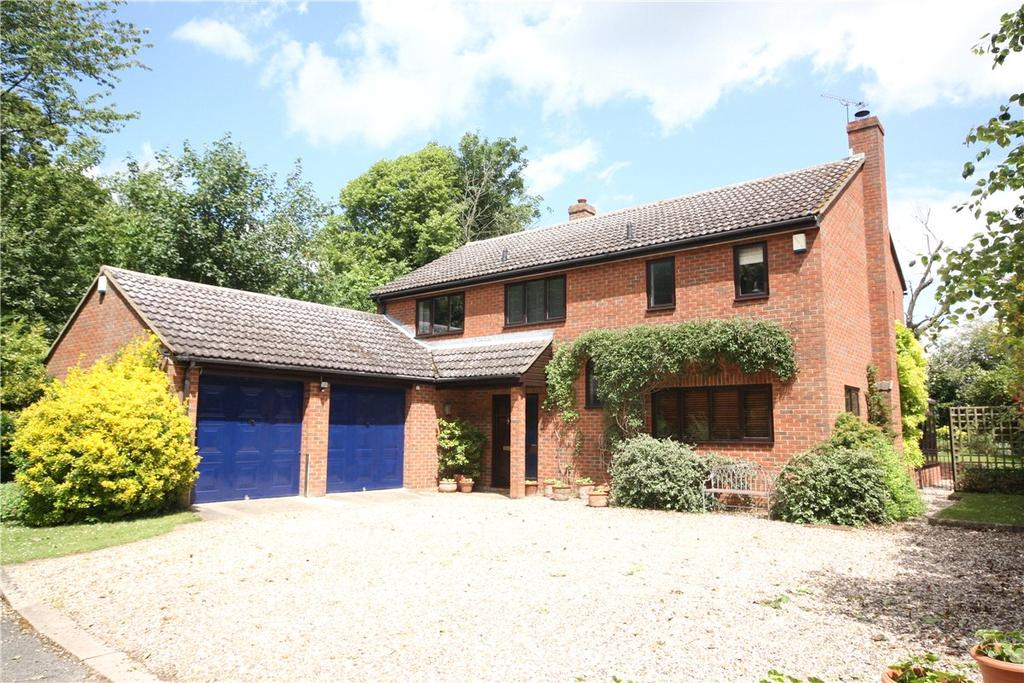 4 Bedrooms Detached House for sale in Ledo Road, Duxford, Cambridge, CB22