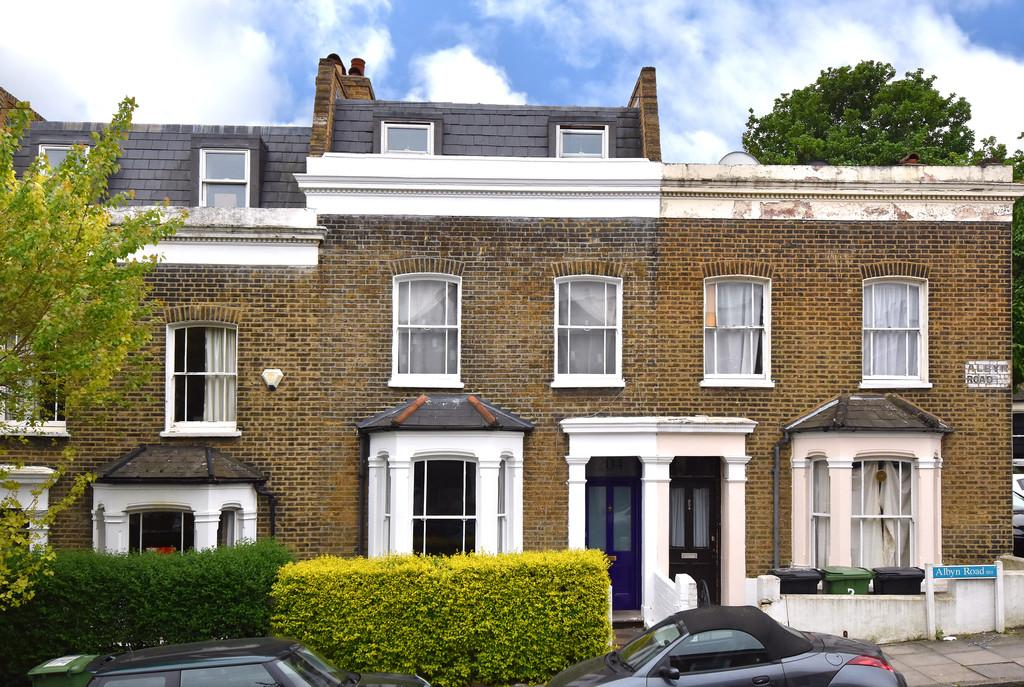 5 Bedrooms Terraced House for sale in Albyn Road SE8