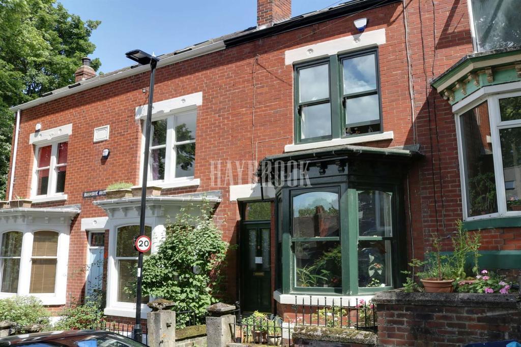 3 Bedrooms Terraced House for sale in Burnside Avenue, Meersbrook