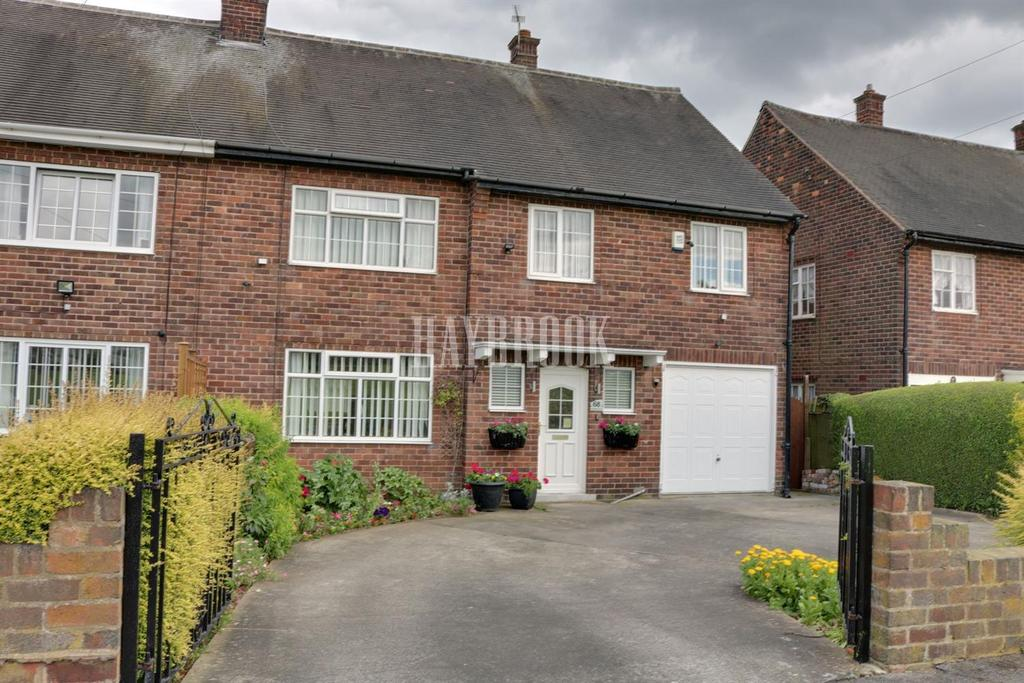 4 Bedrooms Semi Detached House for sale in Braithwell Road, Maltby