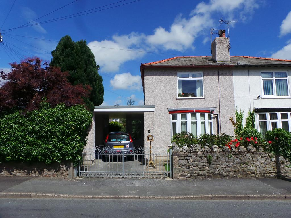 2 Bedrooms Semi Detached House for sale in Park Road, Dragley Beck, , Ulverston