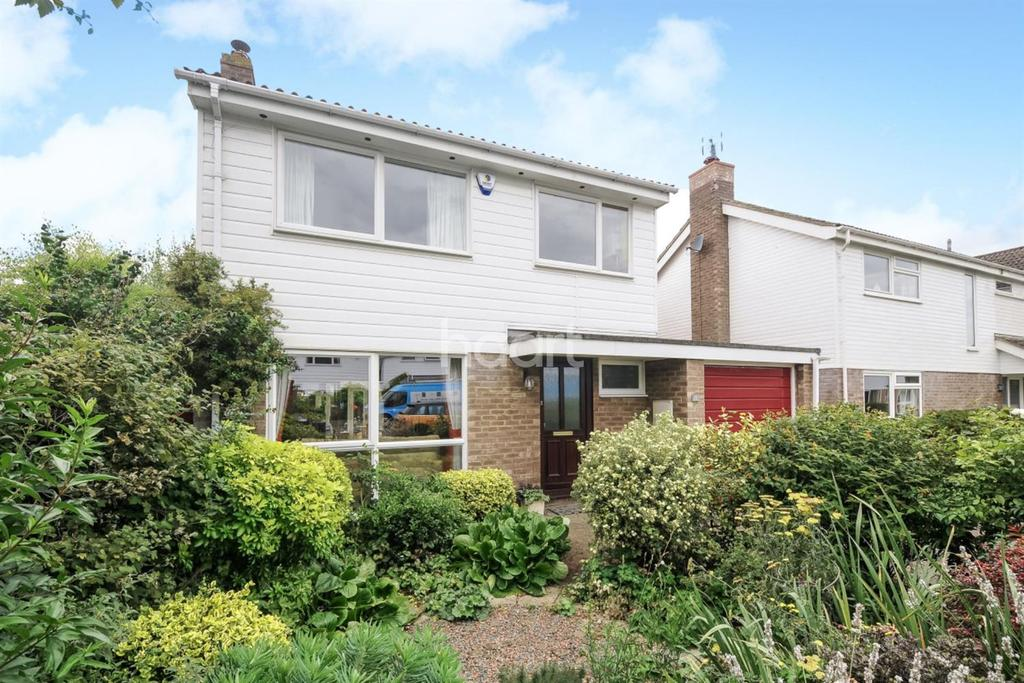 4 Bedrooms Detached House for sale in The Paddock, Harston