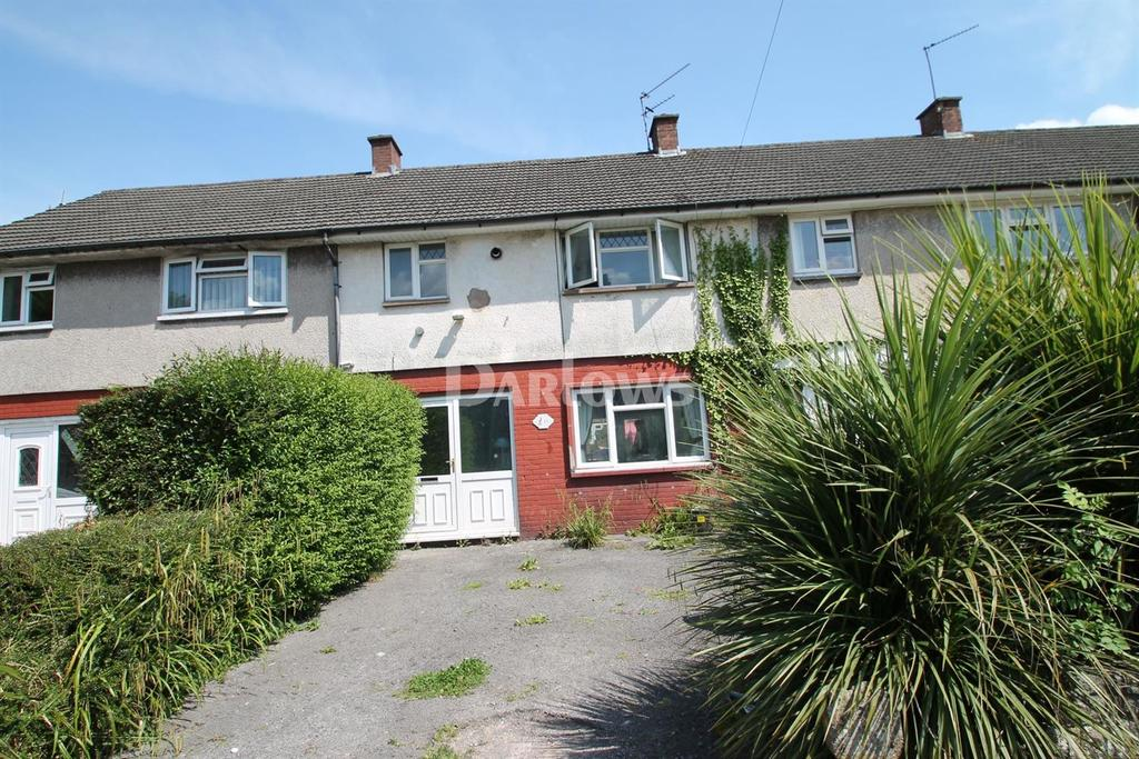 3 Bedrooms Terraced House for sale in Walpole Close, Llanrumney, Cardiff
