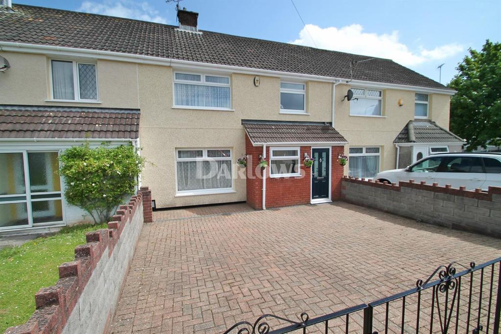 3 Bedrooms Terraced House for sale in Hendre Road, Rumney, Cardiff