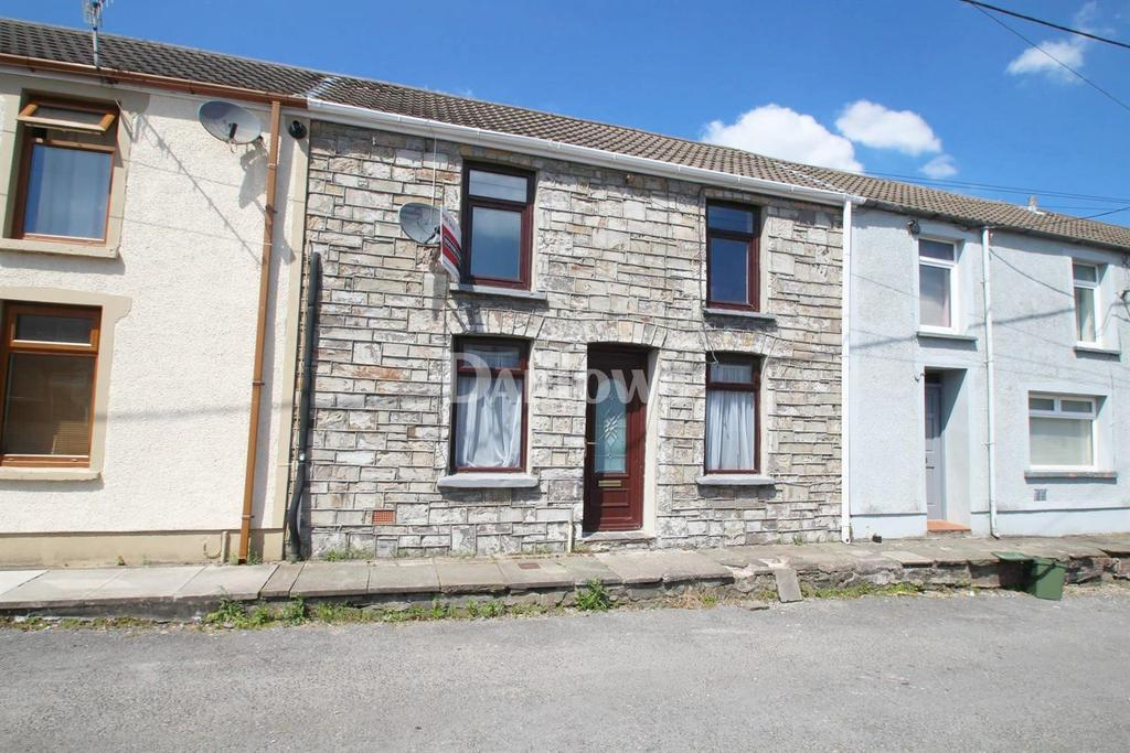2 Bedrooms Terraced House for sale in Clive Place Aberdare