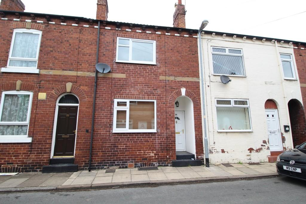 2 Bedrooms Terraced House for sale in George Street, Altofts