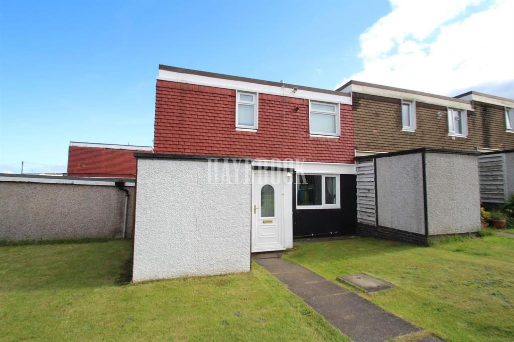 2 Bedrooms End Of Terrace House for sale in Weakland Crescent, Hackenthorpe