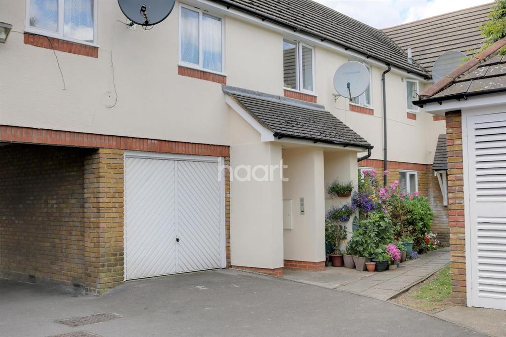 2 Bedrooms Flat for sale in Caraway Close, Plaistow