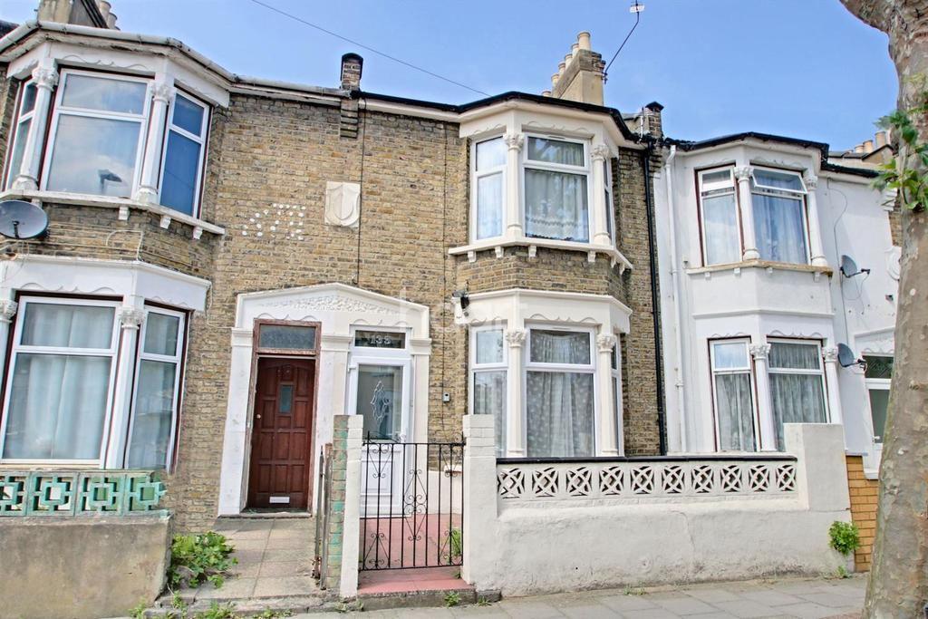 3 Bedrooms Terraced House for sale in Halley Road, Forest Gate