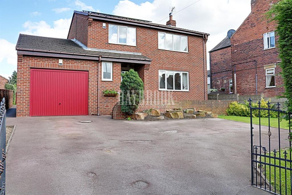 4 Bedrooms Detached House for sale in Rotherham Road, Killamarsh