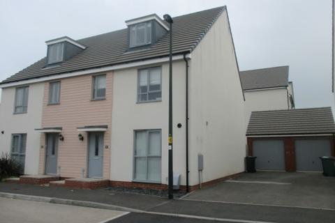 4 bedroom semi-detached house to rent - Great Copsie Way, Stoke Gifford, BS16 1GH