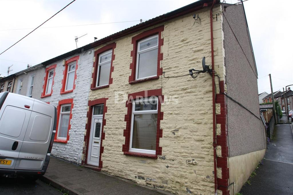 3 Bedrooms End Of Terrace House for sale in Hughes St, Penygraig