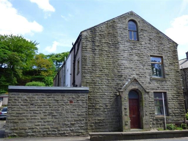 3 Bedrooms End Of Terrace House for sale in Burnley Road East, Rossendale, Lancashire, BB4