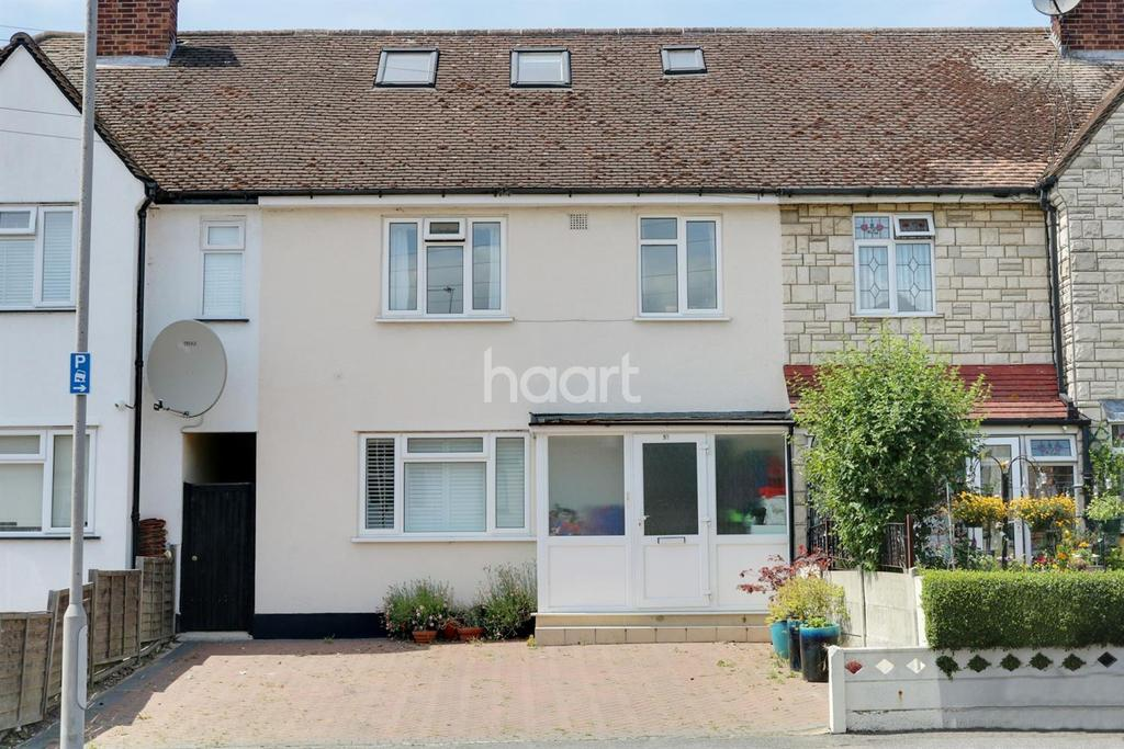 4 Bedrooms Terraced House for sale in Finchingfield Avenue , Woodford, IG8