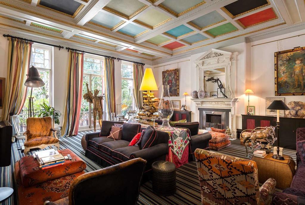 4 Bedrooms Maisonette Flat for sale in Pont Street, London, SW1X