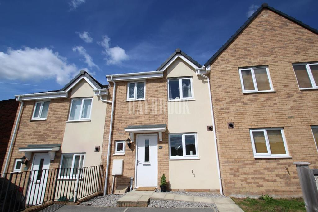 3 Bedrooms Terraced House for sale in Fred Edwards Park, Rawmarsh