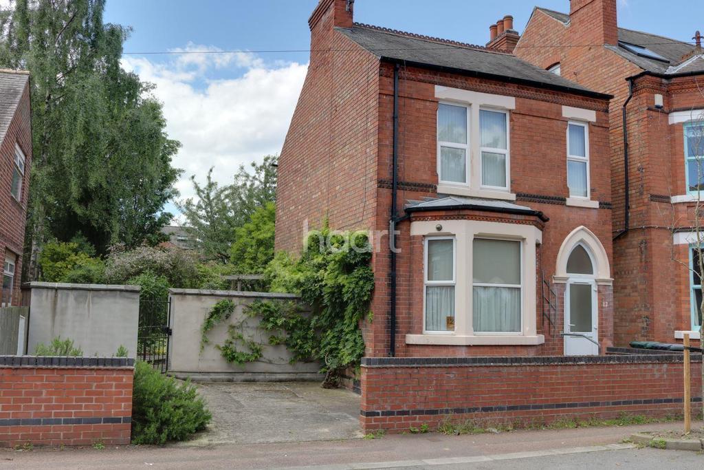 3 Bedrooms Detached House for sale in Mona Road, West Bridgford, Nottingham