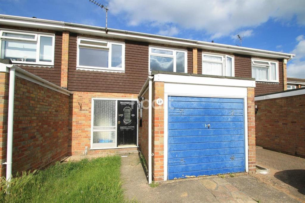 3 Bedrooms Terraced House for sale in Towse Close