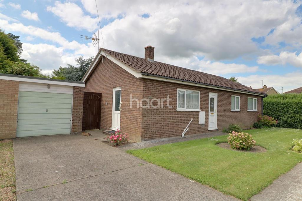 3 Bedrooms Bungalow for sale in Orchard Way, Manea