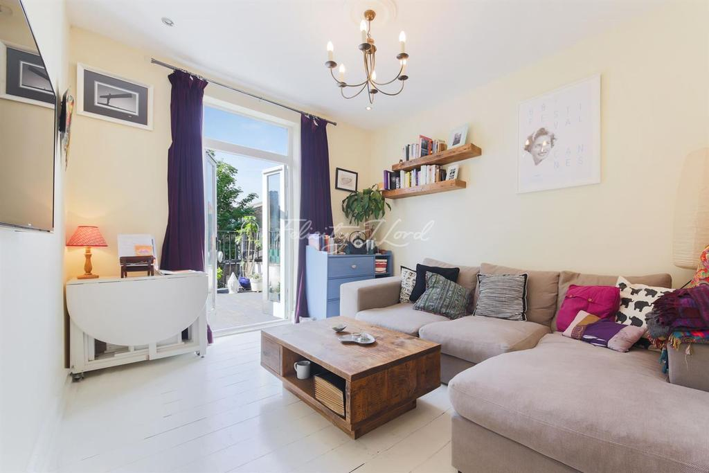1 Bedroom Flat for sale in Beatty Road, N16