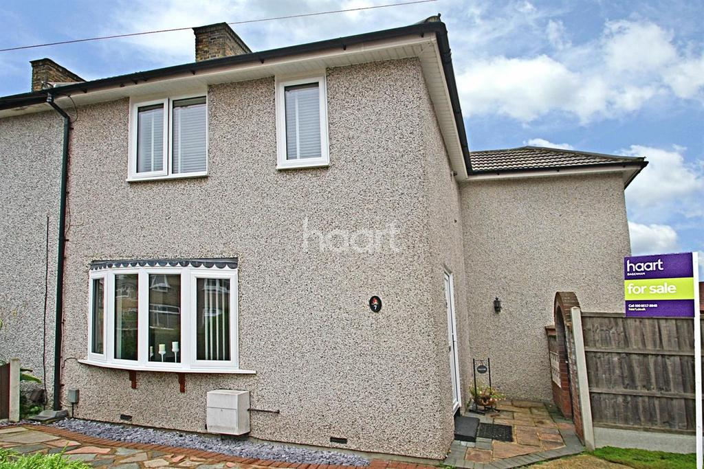 3 Bedrooms End Of Terrace House for sale in Peartree Gardens