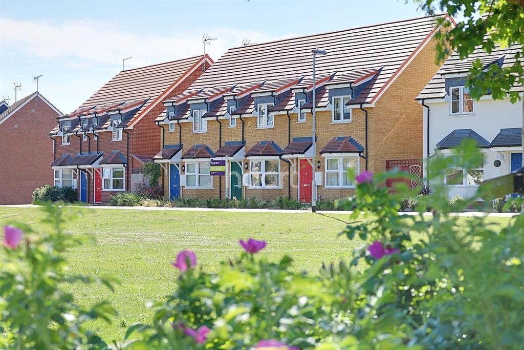 2 Bedrooms Terraced House for sale in Grandridge Close, Fulbourn, Cambridge