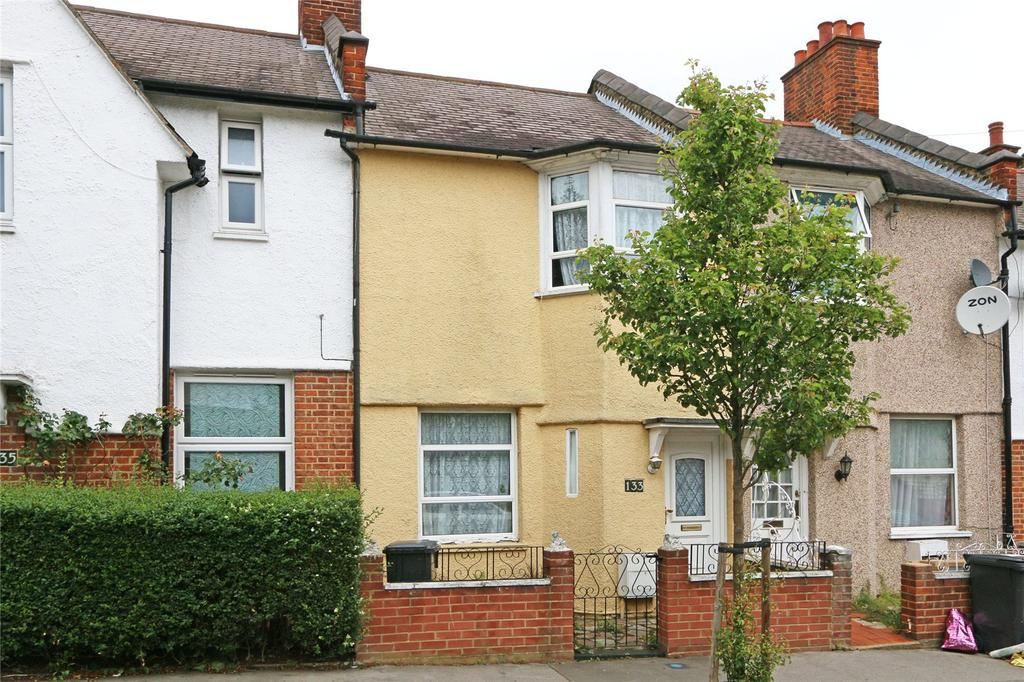 2 Bedrooms Terraced House for sale in Tylecroft Road, London, SW16