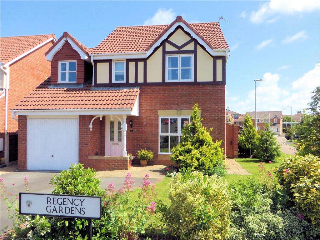 4 Bedrooms Detached House for sale in Regency Gardens, Bispham, Blackpool