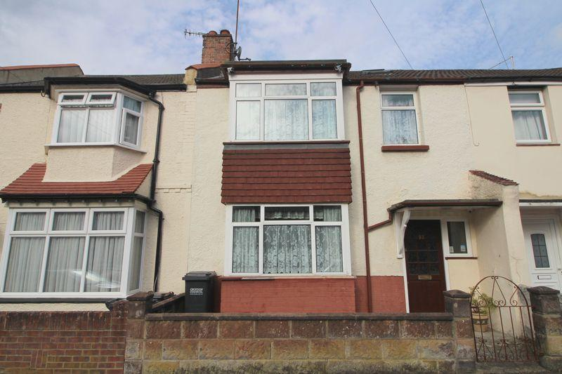 3 Bedrooms Terraced House for sale in Purley Vale, Purley