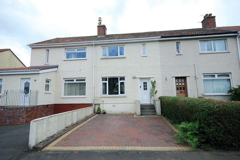 2 Bedrooms Terraced House for sale in 98 Hayhill, Ayr, KA8 0SL